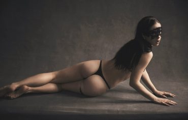 Burlesque Voguer
